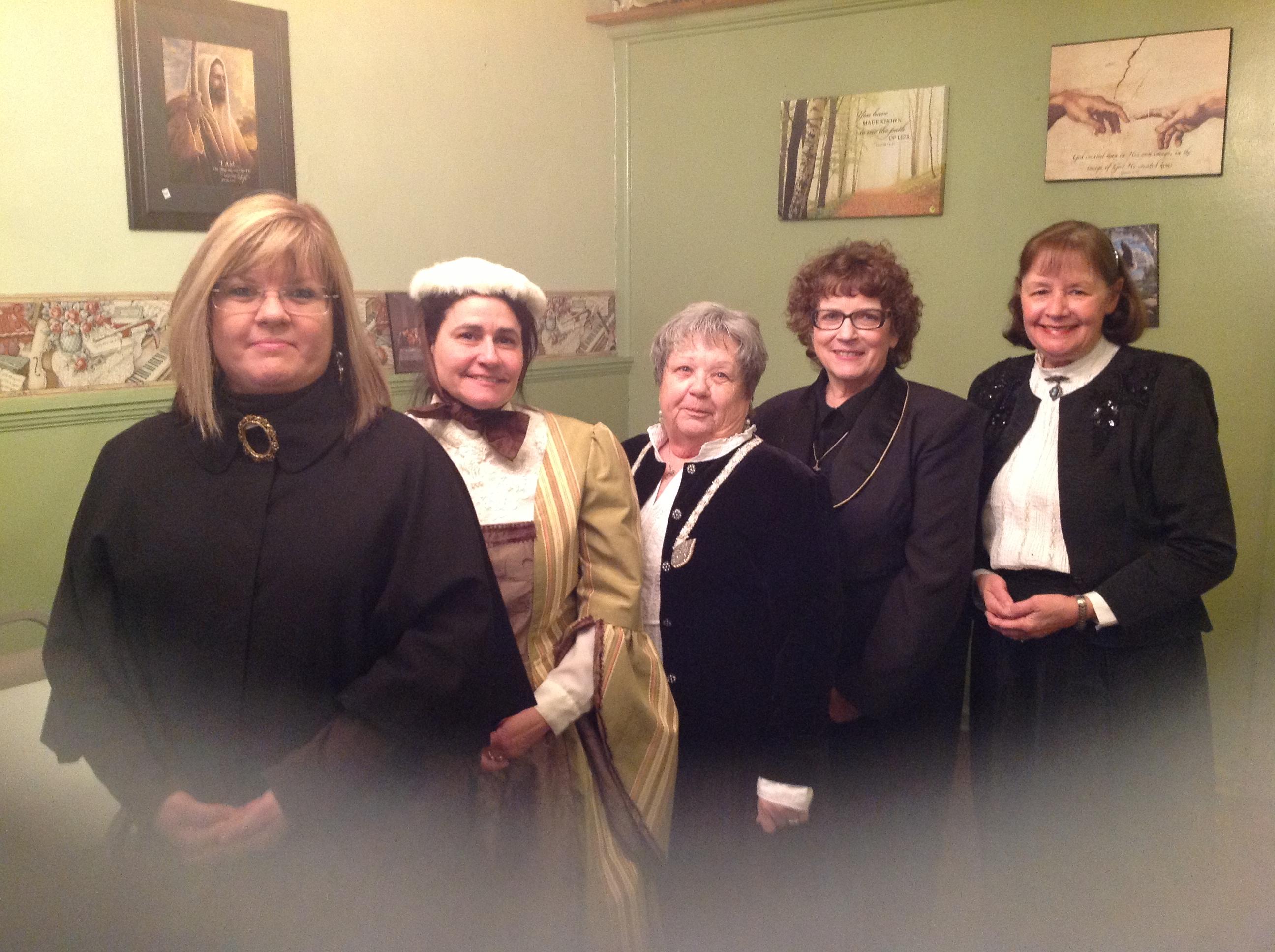 Victorian Tea Planners