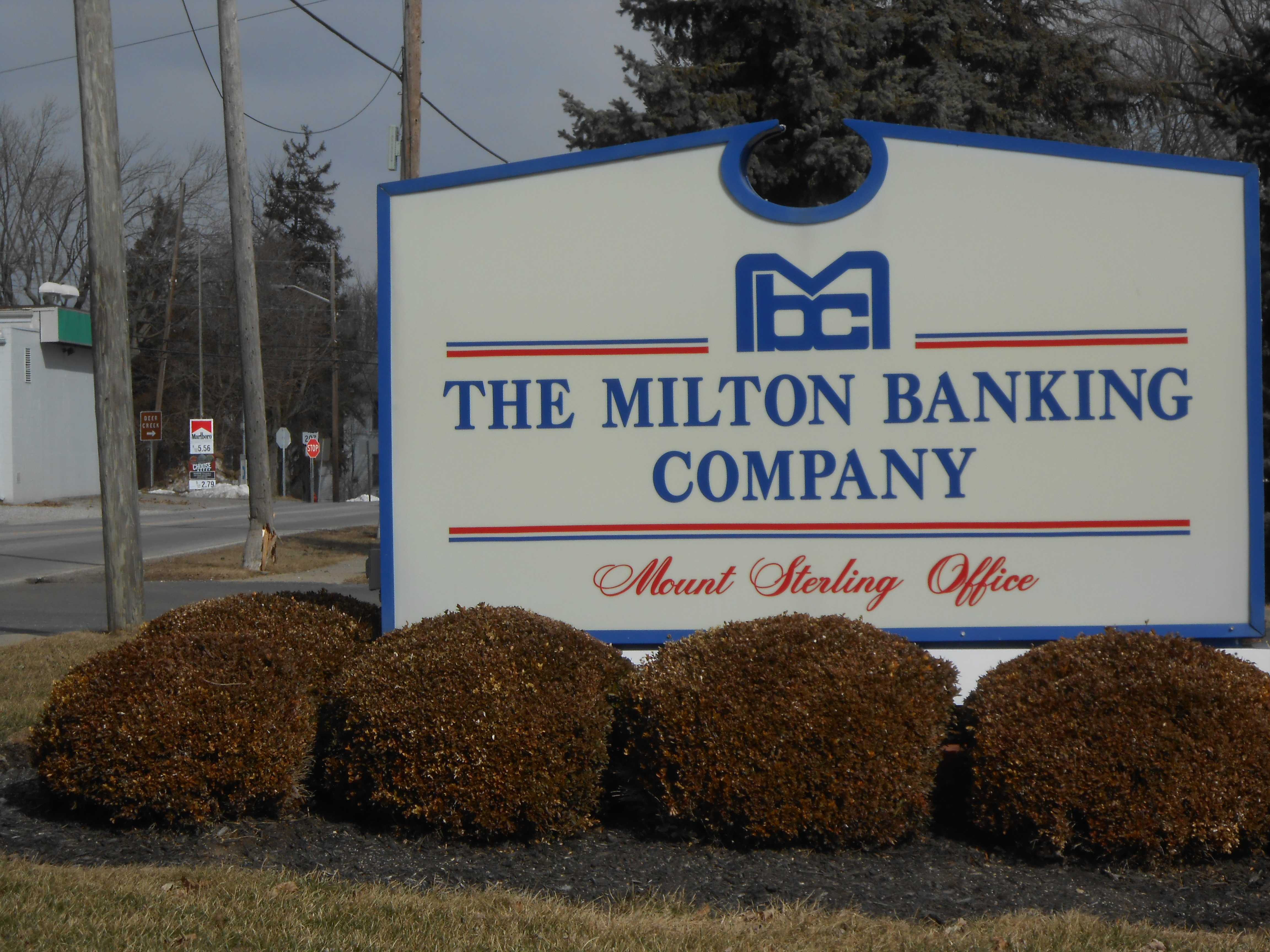 The Milton Banking Company