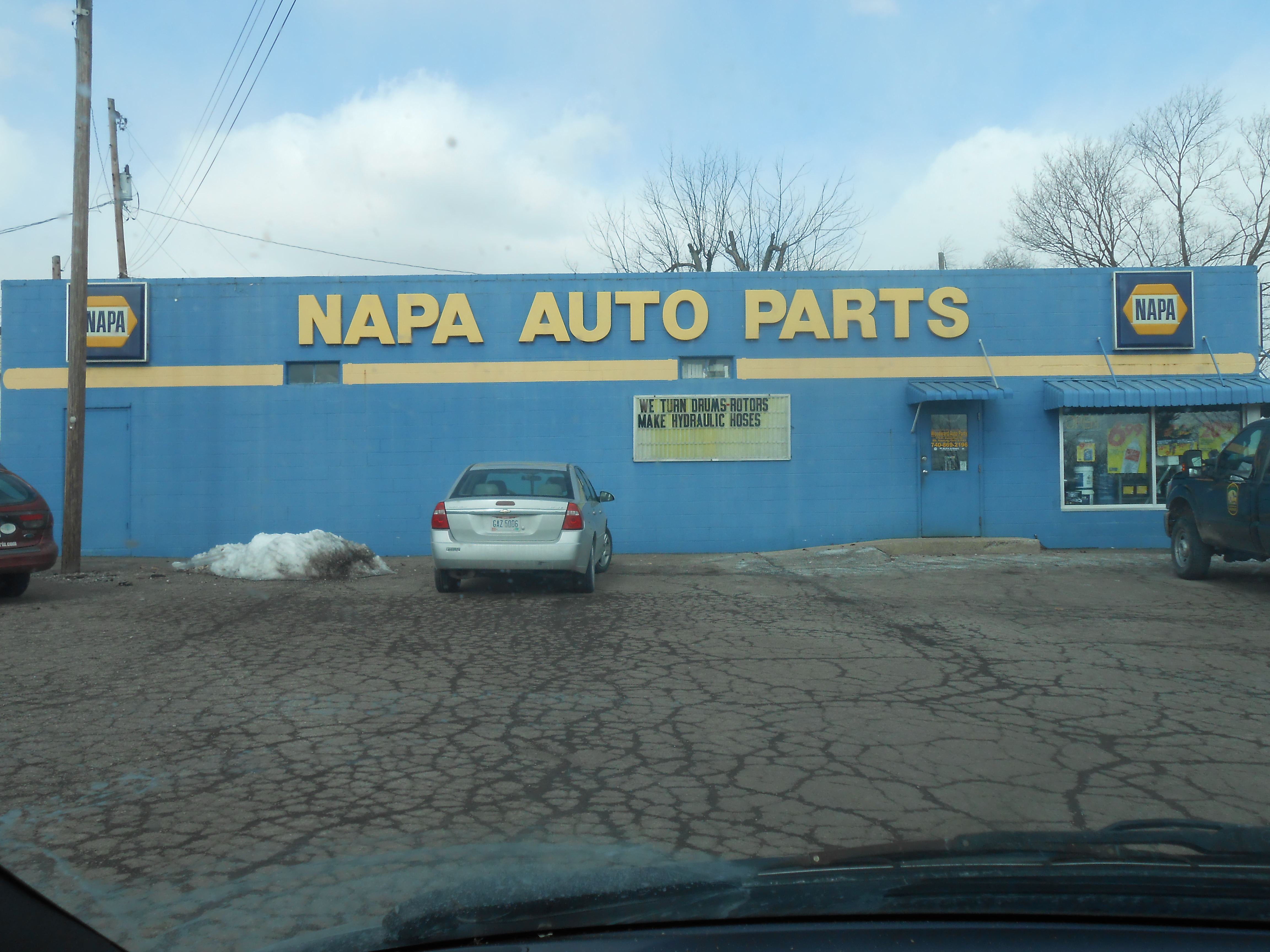 Woodward Auto Part's Inc.