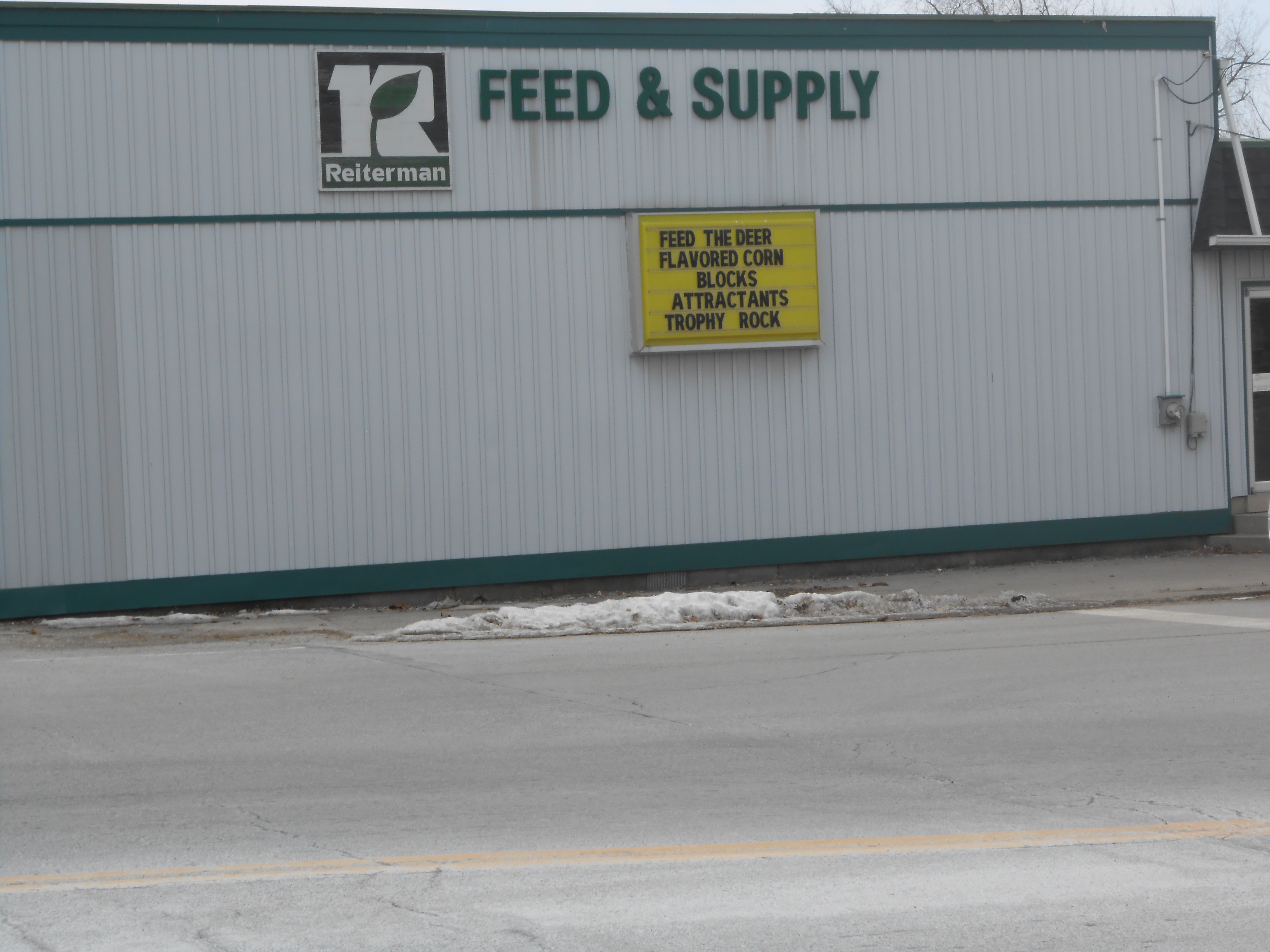 Reiterman Feed and Supply