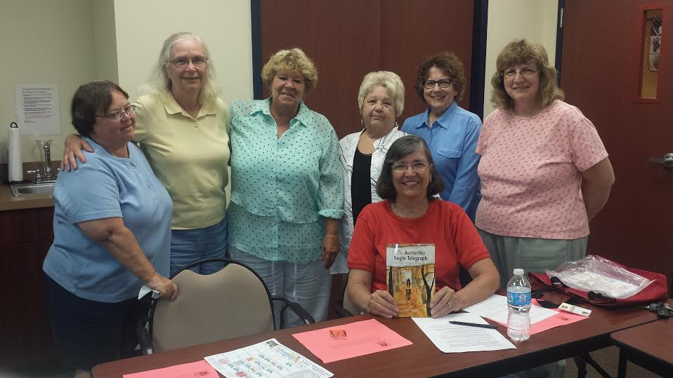 July 2014 Book Club