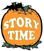 The Story Time Halloween Party is Monday, October 31 at 10:30 a.m.