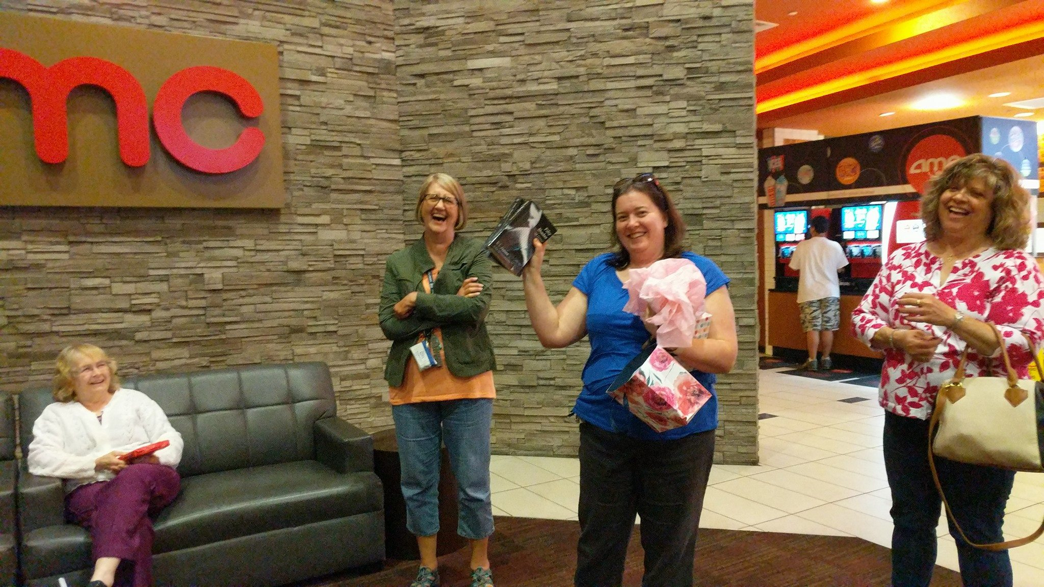 May book club prize drawing winner