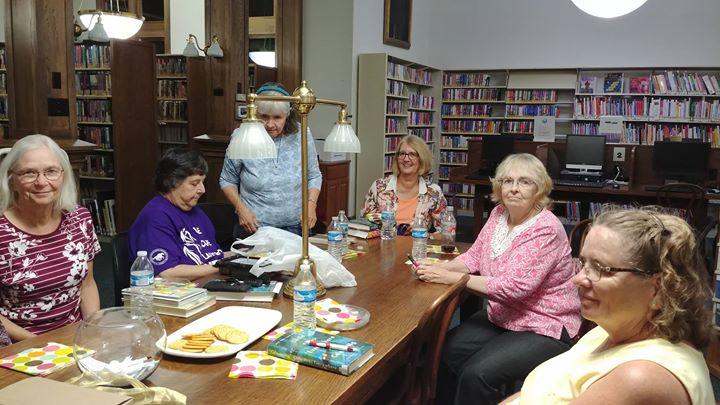 August 2018 Book Club