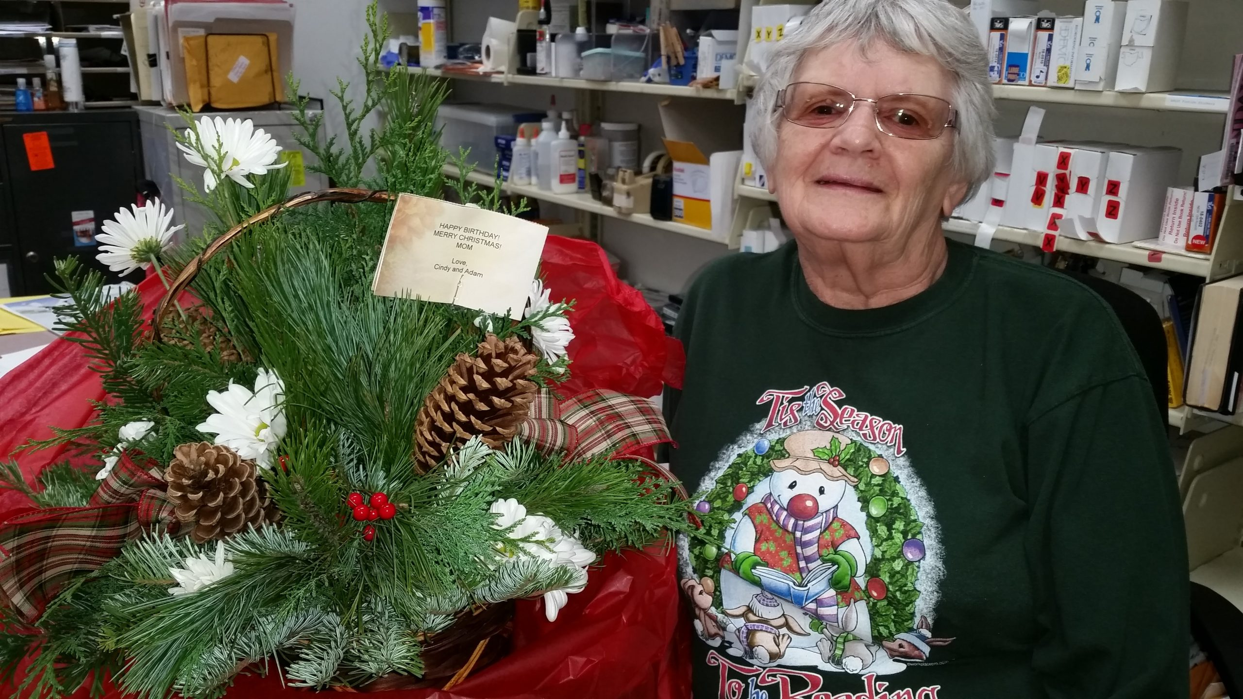 Congratulations to Peggy Riley on her retirement from Mt. Sterling Public Library! She officially retired as of July 1, 2020. Peggy has been with the library about 30 years. We wish her good health and happiness in her retirement endeavors.