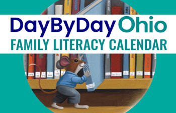 Be sure to explore the Family Literacy monthly calendar for something new to do every day! See the post below for details.